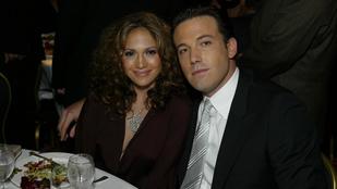 Ben Afflecket már össze is hozták Jennifer Lopezzel