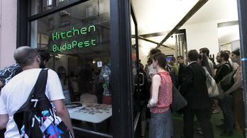 Nyolcévesen is jól főz Budapest startupkonyhája