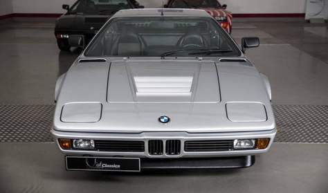 Patika BMW százmilliókért