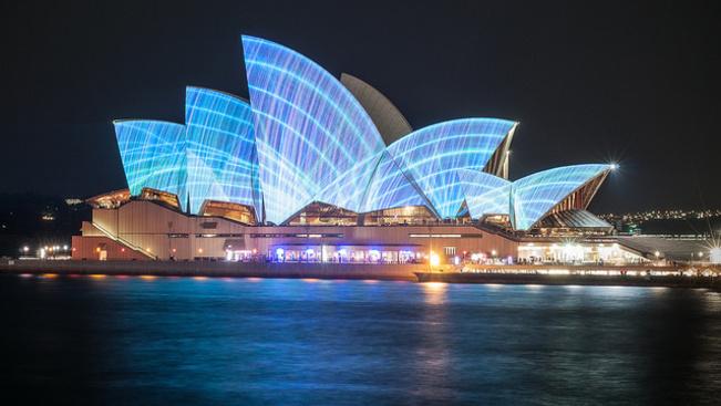 A Sydney-i Opera is megelégelte a szelfibotot