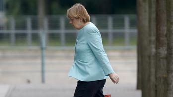 Merkel eddigi legnagyobb veresége