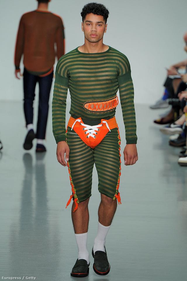 402556e5a7 Nézze meg a férfi divathét legelborultabb ruháit! - Dívány