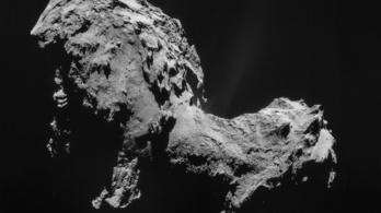 Életet hordozhat az üstökös
