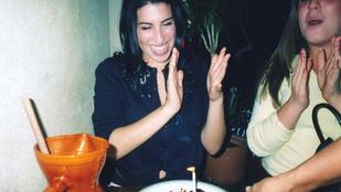 Amy Winehouse, a hullócsillag