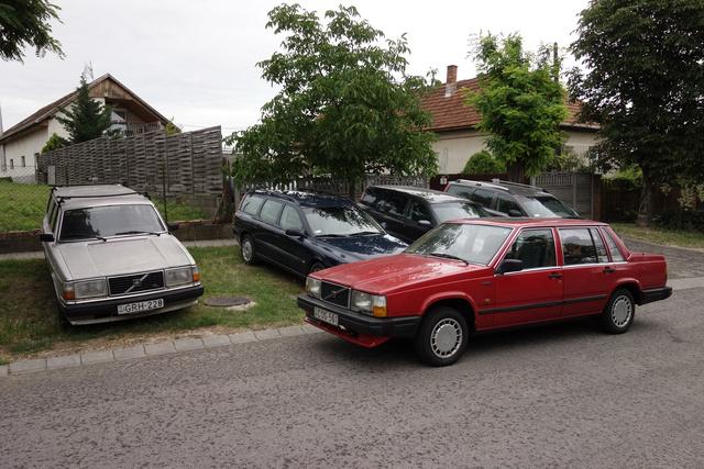 Ádámék Volvo-központja Taksonyban