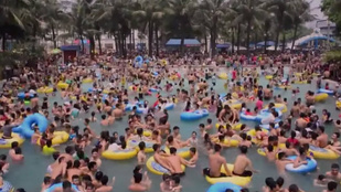 Durva molesztálási botrány van Vietnamban egy ingyenes strand miatt