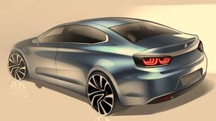Ilyen lesz a következő Citroën