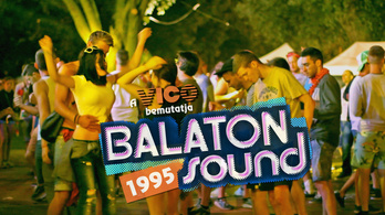 Vissza a jövőbe: Balaton Sound '95