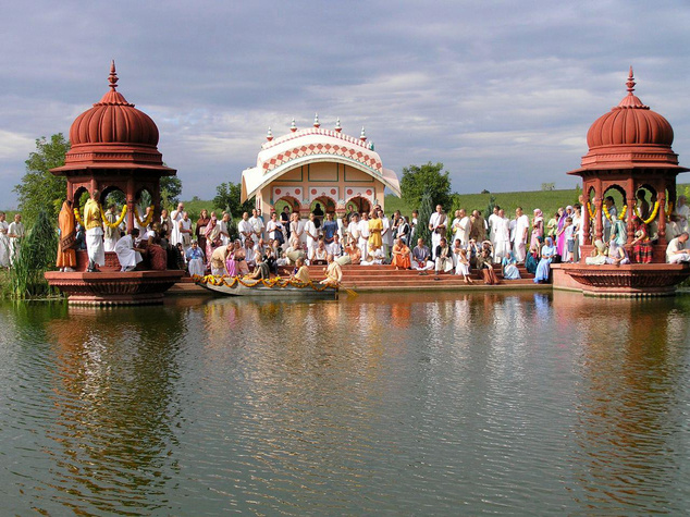 Krisna-völgy New Vraja-dhama