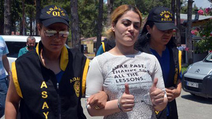 Megölte erőszakos férjét, hős lett a török nő