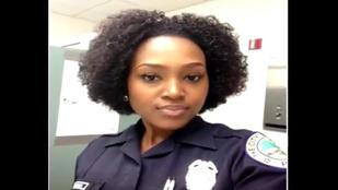 Lebukott az expornós rendőrnő, egykori kollégája ma börtönben ül