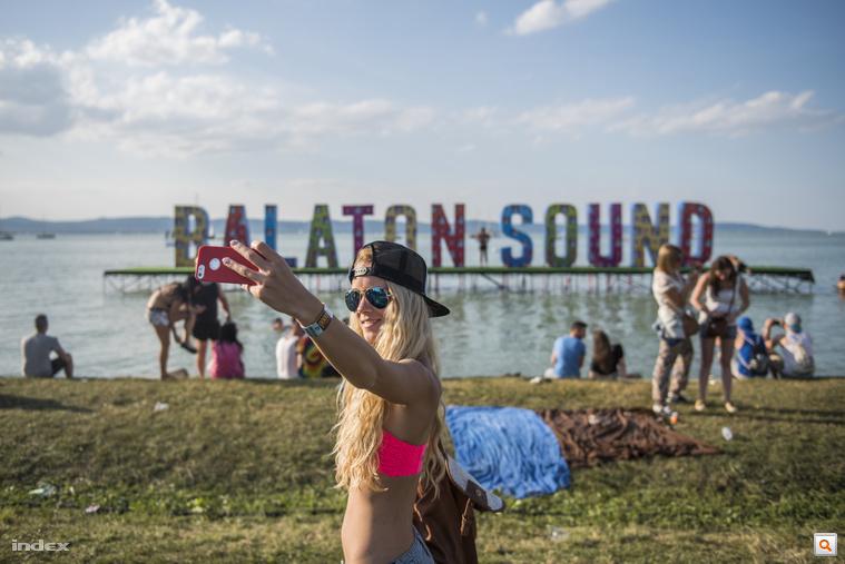Nagykép az idei Balaton Soundról. Kattintson a képre!