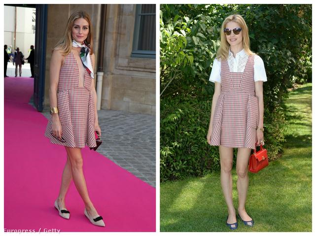 Ez már egy Christian Dior-ruha
