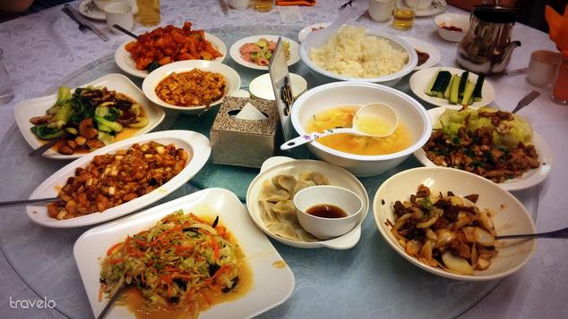 Kínai ebéd