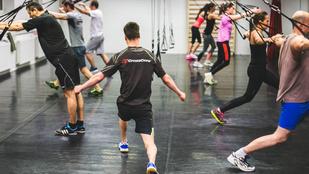 Edzőteremteszt: Yakuza Fitness