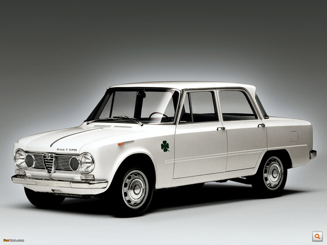 alfa romeo giulia 1963 photos 1