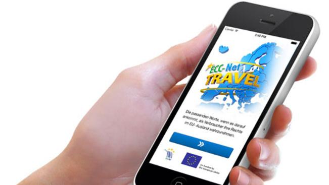Többnyelvű fogyasztóvédelmi app a külföldre utazó turistáknak
