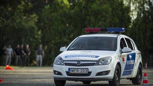 Közszolg: a rendőrség a kánikulában is vigyáz önre az autópályán