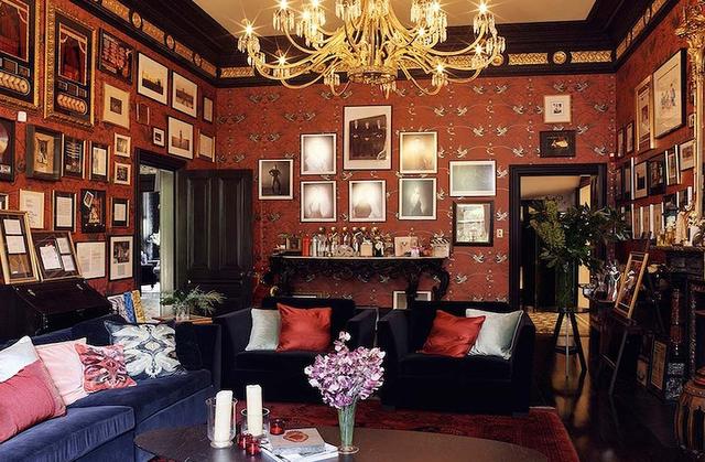 A Nagy Gatsby egyes jelenetei elevenednek meg Baz Luhrmann családi házában.