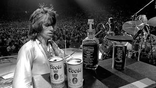Így telt Keith Richards élete a 60-70-es években