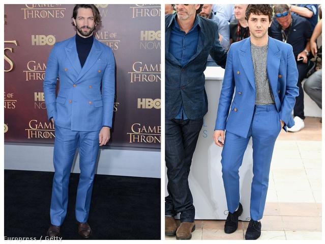 Végre férfiak is újra helyet kaptak a válogatásban! Mégpedig egy Louis Vuitton-öltönyben.