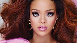 Rihanna élő Barbie baba lett