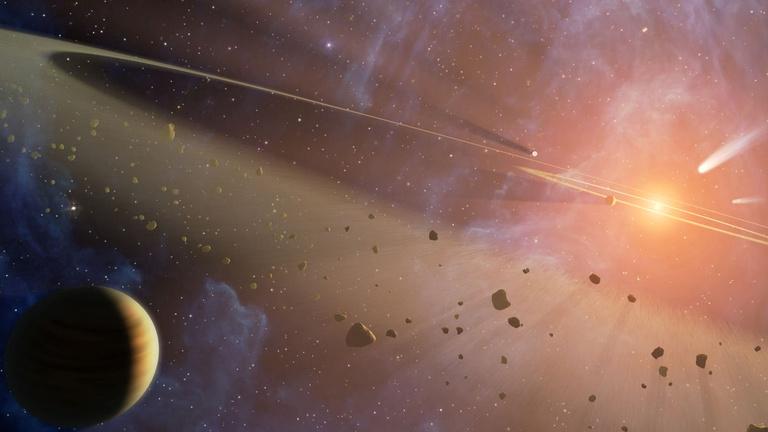 Mi tölti be az űrt a Plútó után?