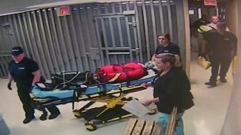 Nem találtak támadásra utaló nyomot a fogdában felakasztva megtalált nőn