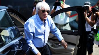 Ecclestone: Az F1-et kartell irányítja, és olyan rossz, mint soha