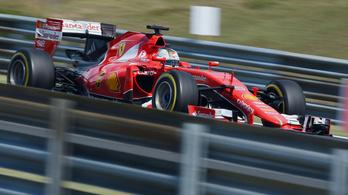 Itt a megoldás a zajos Hungaroringre