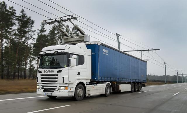 Úgy tűnik a Volkswagen AG. beszállása játékba való beszállása kellett, ahhoz hogy működőképes legyen a rendszer (fotó: Scania)