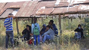 Rekordszámú menekültet fogtak el hétvégén