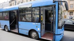Szombattól több budai buszjárat útvonala is módosul