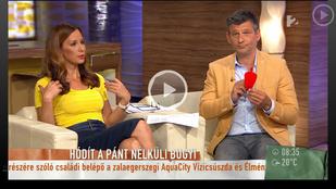 Voksán Virág pánt nélküli bugyijára csorgatta a nyálát Kárász Róbert
