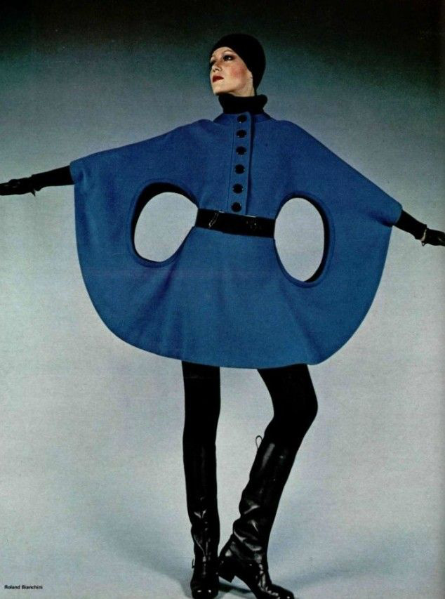 Pierre Cardin 1971-es modellje.
