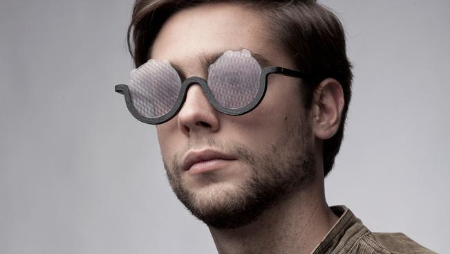 Magyar tervező pszichedelikus napszemüvegéért lelkesednek Amerikában