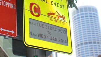 A jövő közlekedési táblája Ausztráliából
