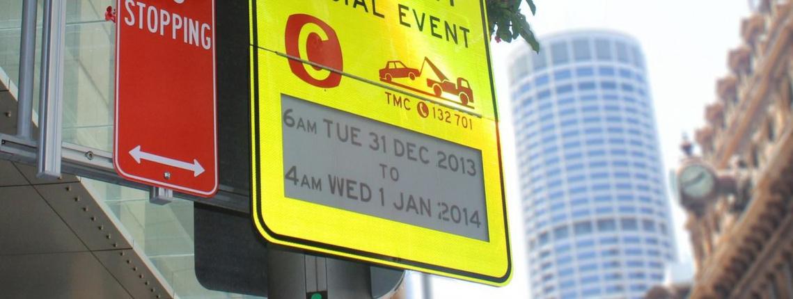 sydney epaper traffic sign header9