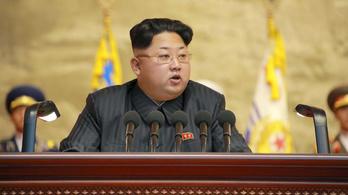 Kim Dzsongun: Ideje, hogy Amerika rettegni kezdjen