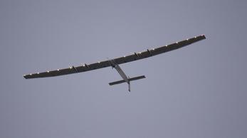 Tönkrement a Solar Impulse