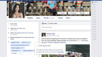 A Linkedint másolja a Facebook