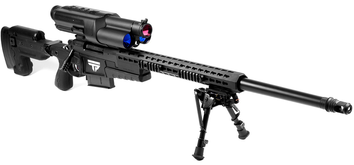 Precision Guided Firearm