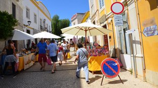 DRPORTUGÁL: LOULÉ ÉS KÖRNYÉKE (The town of Loulé and its neighborhood in Algarve, Portugal)
