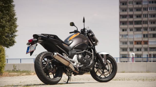 Honda NC700S