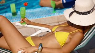 Amikor veszélyes a medenceparton limonádézni