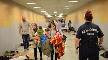 Tarlós észrevette, hogy Budapesten is vannak menekültek