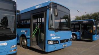 Vezettük az új budapesti buszokat (Totalcar Zsebtévé 2.)