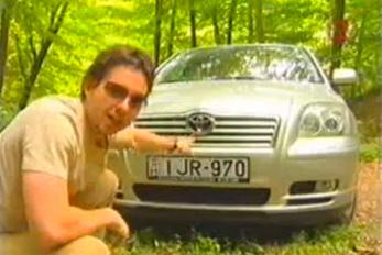 Totalcar 38. adás, 2003. május 24. - Toyota Avensis