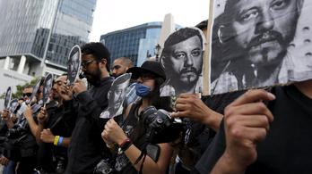 Tüntetnek a meggyilkolt újságíró miatt