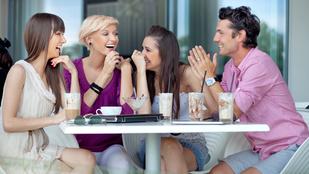 Fiatalon sok, később minőségi barátságra vágyunk